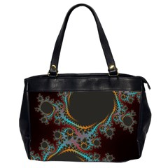 Dream in Fract Office Handbags (2 Sides)