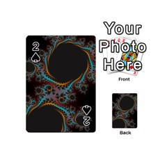 Dream In Fract Playing Cards 54 (mini)
