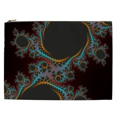 Dream In Fract Cosmetic Bag (xxl)