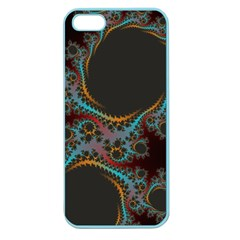 Dream In Fract Apple Seamless Iphone 5 Case (color)