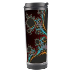 Dream in Fract Travel Tumblers