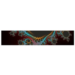 Dream in Fract Flano Scarf (Small)