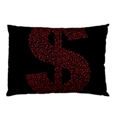 Dollar People Icon Pillow Cases (Two Sides)