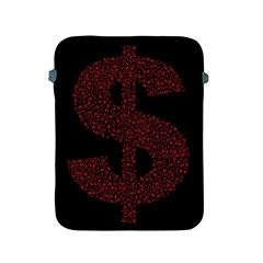 Dollar People Icon Apple iPad 2/3/4 Protective Soft Cases