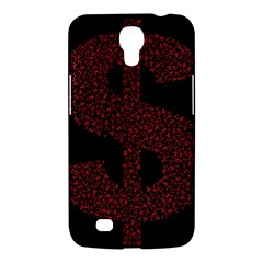 Dollar People Icon Samsung Galaxy Mega 6.3  I9200 Hardshell Case