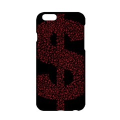 Dollar People Icon Apple iPhone 6/6S Hardshell Case
