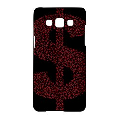 Dollar People Icon Samsung Galaxy A5 Hardshell Case
