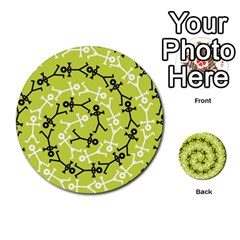 Spiral Icon Multi Purpose Cards (round)