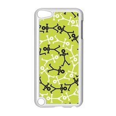 Spiral Icon Apple iPod Touch 5 Case (White)