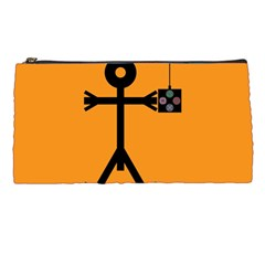 Video Gaming Icon Pencil Cases