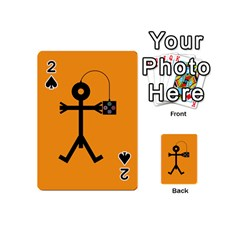 Video Gaming Icon Playing Cards 54 (Mini)