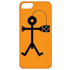 Video Gaming Icon Apple iPhone 5 Classic Hardshell Case