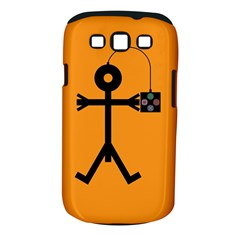 Video Gaming Icon Samsung Galaxy S III Classic Hardshell Case (PC+Silicone)