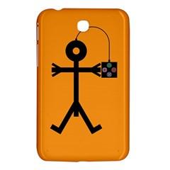 Video Gaming Icon Samsung Galaxy Tab 3 (7 ) P3200 Hardshell Case