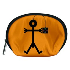 Video Gaming Icon Accessory Pouches (Medium)