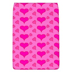 Hearts Pink Flap Covers (L)