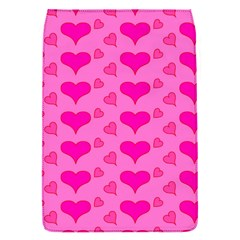 Hearts Pink Flap Covers (S)