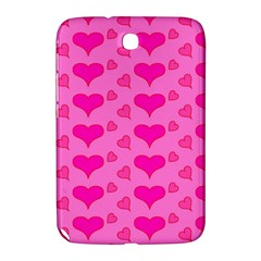 Hearts Pink Samsung Galaxy Note 8.0 N5100 Hardshell Case