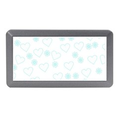Flowers And Hearts Memory Card Reader (Mini)
