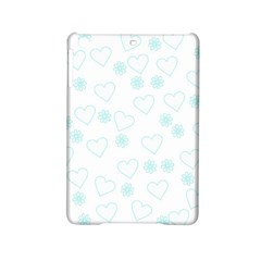 Flowers And Hearts iPad Mini 2 Hardshell Cases