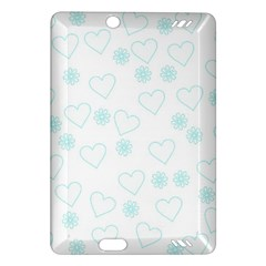 Flowers And Hearts Kindle Fire HD (2013) Hardshell Case