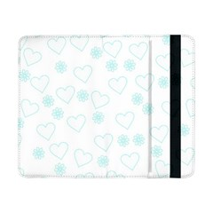 Flowers And Hearts Samsung Galaxy Tab Pro 8.4  Flip Case