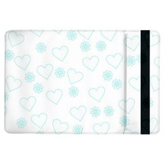 Flowers And Hearts iPad Air Flip