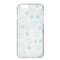 Flowers And Hearts Apple iPhone 6 Plus/6S Plus Hardshell Case