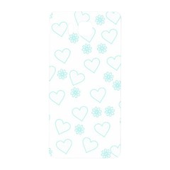 Flowers And Hearts Samsung Galaxy Alpha Hardshell Back Case