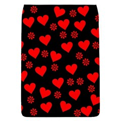 Flowers And Hearts Flap Covers (L)