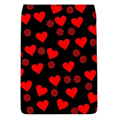 Flowers And Hearts Flap Covers (S)
