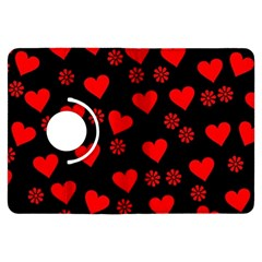 Flowers And Hearts Kindle Fire HDX Flip 360 Case