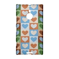 Hearts Plaid Nokia Lumia 1520