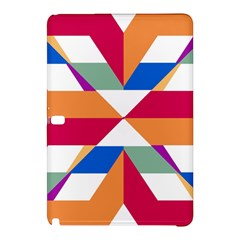 Shapes in trianglesSamsung Galaxy Tab Pro 12.2 Hardshell Case