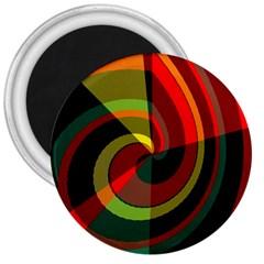 Spiral 3  Magnet