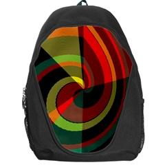 Spiral Backpack Bag
