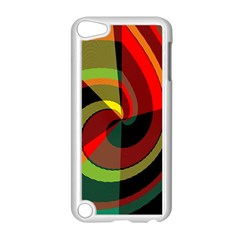 Spiral Apple iPod Touch 5 Case (White)