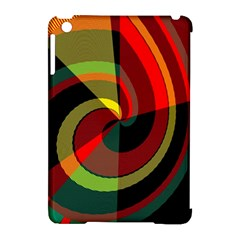 Spiral Apple Ipad Mini Hardshell Case (compatible With Smart Cover)