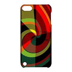 Spiral Apple iPod Touch 5 Hardshell Case with Stand