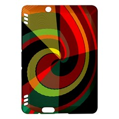 Spiral	Kindle Fire HDX Hardshell Case