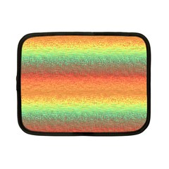 Gradient chaos Netbook Case (Small)