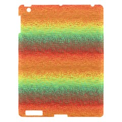 Gradient chaos Apple iPad 3/4 Hardshell Case