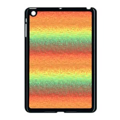 Gradient chaos Apple iPad Mini Case (Black)