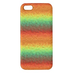 Gradient chaos Apple iPhone 5 Premium Hardshell Case