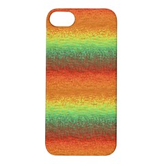 Gradient Chaos Apple Iphone 5s Hardshell Case