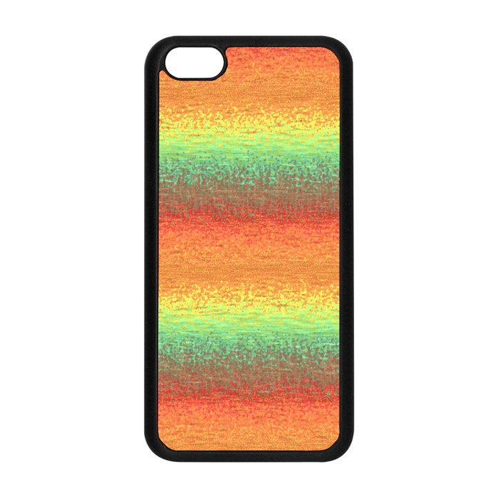 Gradient chaos Apple iPhone 5C Seamless Case (Black)