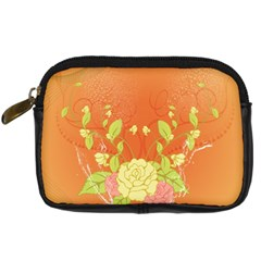 Beautiful Flowers In Soft Colors Digital Camera Cases