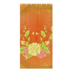 Beautiful Flowers In Soft Colors Shower Curtain 36  X 72  (stall)