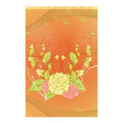 Beautiful Flowers In Soft Colors Shower Curtain 48  x 72  (Small)