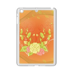 Beautiful Flowers In Soft Colors iPad Mini 2 Enamel Coated Cases